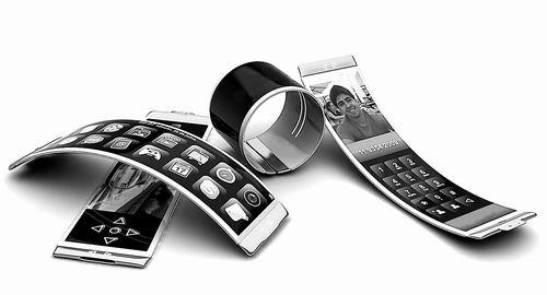 柔性显示时代来临:将给电子产品设计更大空间