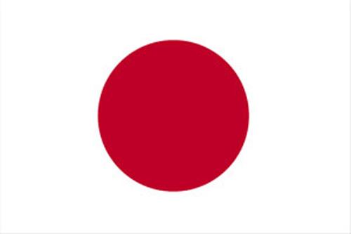 十面红旗矢量图