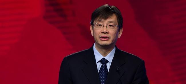 中国航天科技集团公司党组副书记、副总经理袁洁致辞