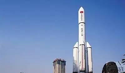 长征五号首发成功 中华第一重箭震撼首发