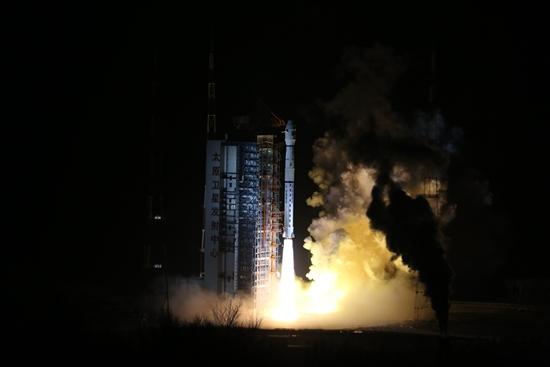 风云三号04星成功发射:天气预报将更精准