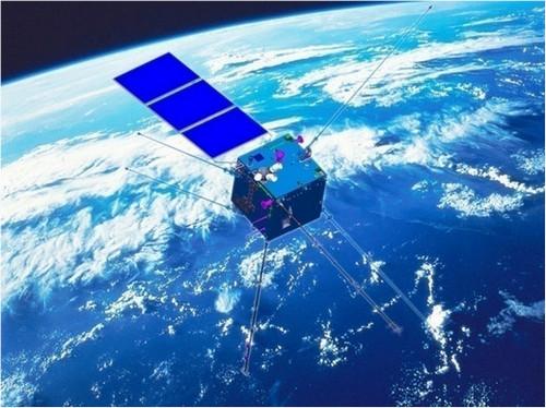 """国内首颗电磁监测试验卫星""""张衡一号""""成功发射"""