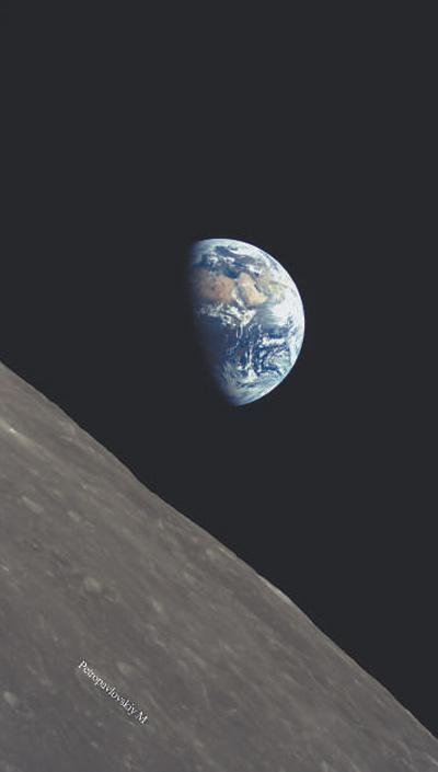 中沙联合发布月球图像 探月国际合作取得新成果
