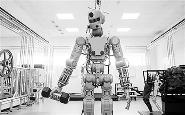 俄拟2019年送机器人航天员上太空