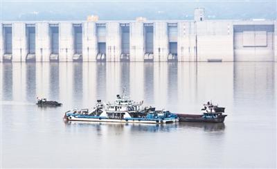 三峡水库试验性蓄水将启动