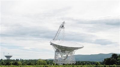 AI检测出宇宙神秘信号 距离地球30亿光年星系
