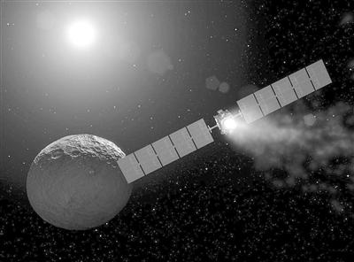 研究两极重新定向或揭开冰质天体复杂演变历史