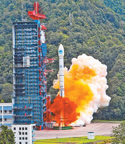 第三十九、四十颗北斗导航卫星成功发射北斗系统关键器部件全面国产化