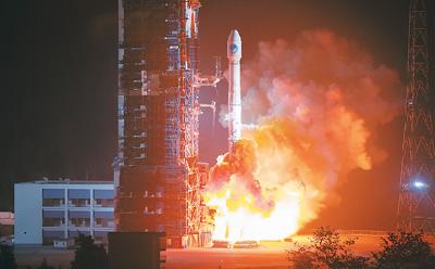"""中国北斗迈向全球的""""关键一步"""""""