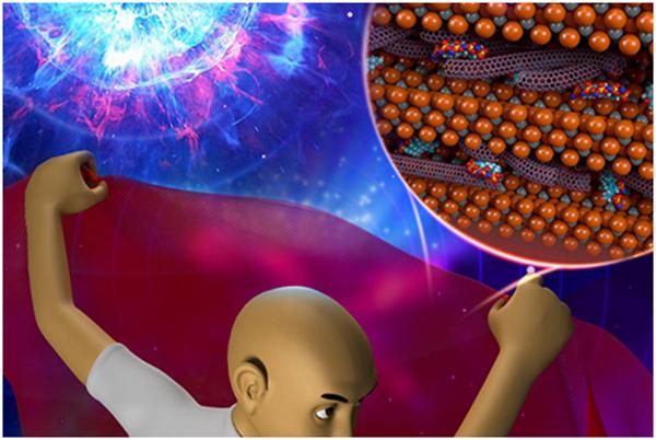 中美科学家联手打造下一代可量产的半透明电磁屏蔽薄膜