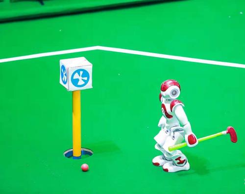 近300支学生研发团队角逐中国机器人技能大赛