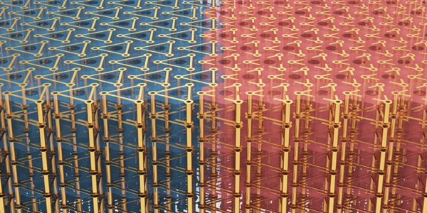 首个三维光学拓?#21496;?#32536;体研制成功  从费米子体系扩展到玻色子体系