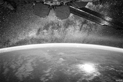 NASA新任务:从国际空间站研究太空天气
