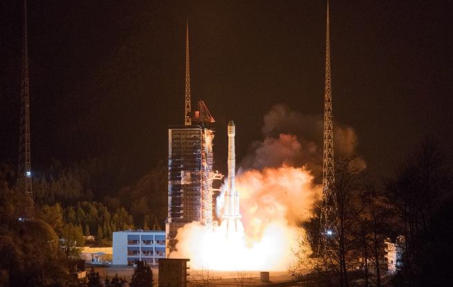 中国长征系列运载火箭成功实现300次发射