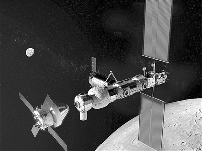 美2024年前重返月球:雄心勃勃还是夸夸其谈
