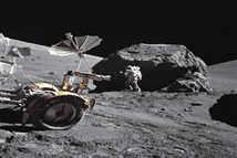 """未来10年多国航天员将""""抢滩""""登月"""