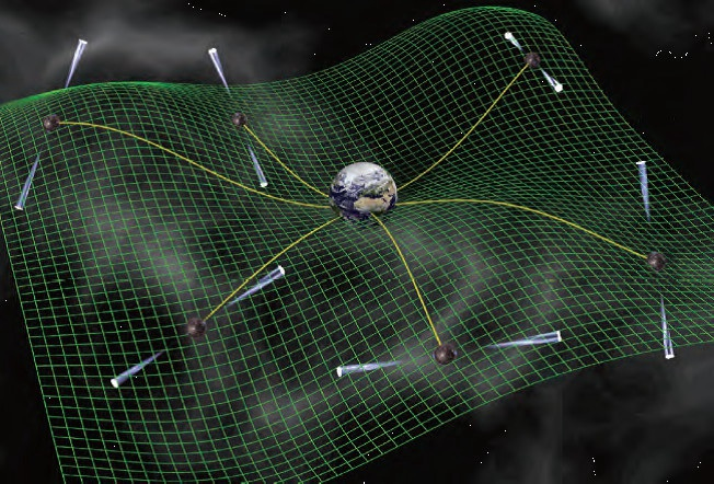 用脉冲星高精度的计时观测探测引力波