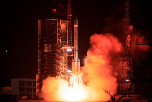 西昌卫星发射中心成功发射第46颗北斗导航卫星