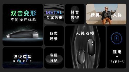 米物科技发布全新米物精英系列移动办公产品