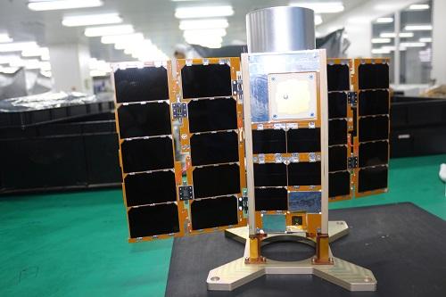 播种航天梦想,传承航天精神 西柏坡号科普卫星成功发射
