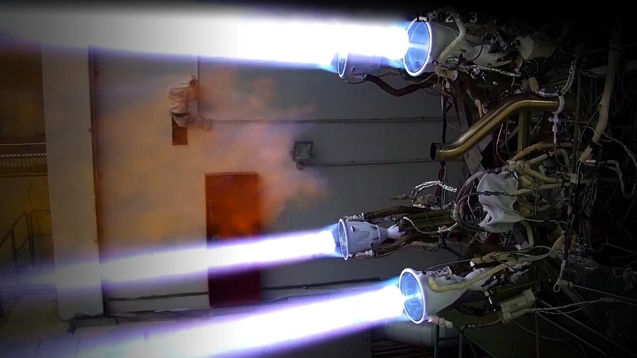 朱雀二号完成控制系统与二级发动机匹配性验证