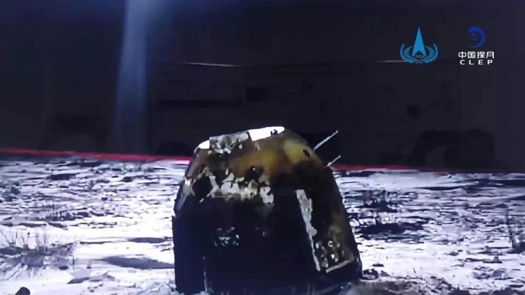 嫦娥五号圆满完成我国首次地外天体采样返回任务