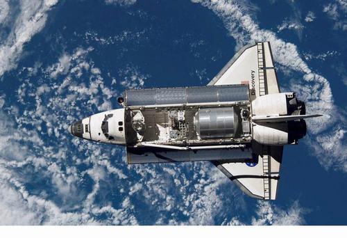 发现号航天飞机重返太空--科技--人民网