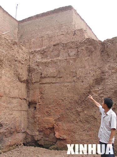 河南西周墓葬结构图片大全