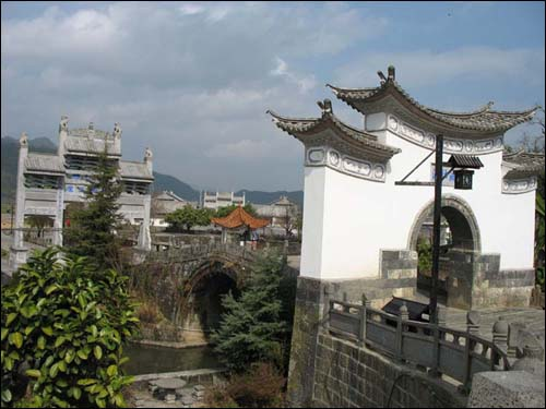 中国最美的十大村镇 3图片