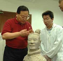 """北京 杨利伟/""""1971年9月,刚满20岁的北京小伙儿吴永琪已在陕西延安农村..."""