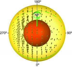地核的三维立体图-美科学家首次成功绘制地核的三维立体模型