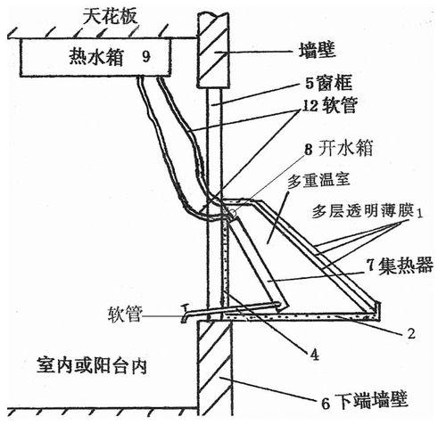 烧水桶控制电路图