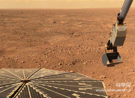 火星土壤呈碱性 适合芦笋生长
