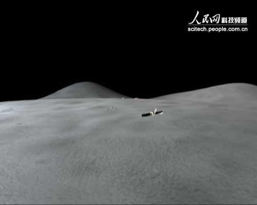 中国航天伟大又悲壮的时刻:嫦娥一号落月16个惊艳瞬间揭秘! - love.liu.p - love.liu.p的博客