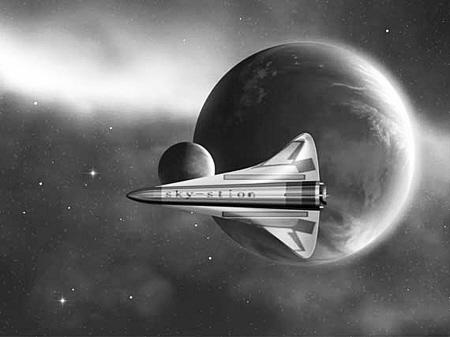 """变形飞行器:未来的空中""""变形金刚"""""""