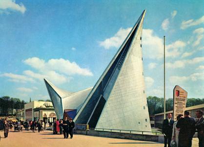 世界经典建筑膜结构