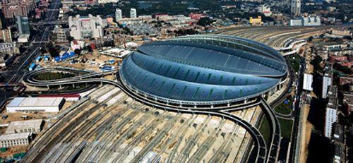 北京南站改扩建工程