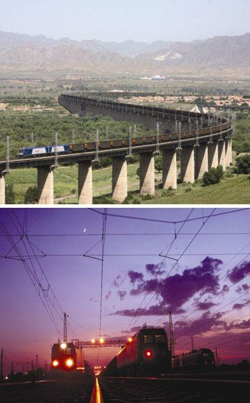 首次实现了运用轨道电路低频信息锁定和切换机车信号