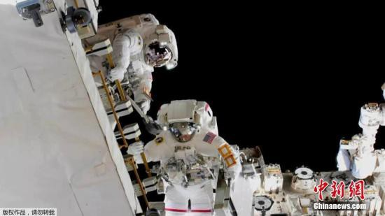 国际空间站裂痕由微型陨石造成?俄航天集团这么说